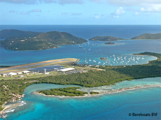 British Virgin Islands Airport Eis