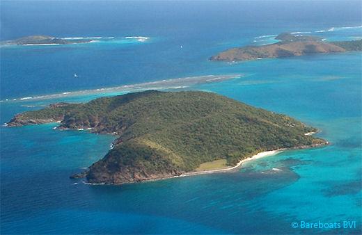 Mr Branson Virgin Island Necker