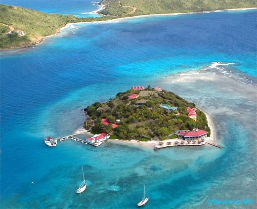 virgin the british islands in Marinas