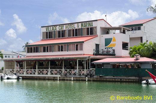Village Cay Dockside Restaurant