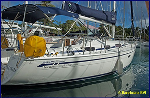 Bavaria 35 | Short Cut