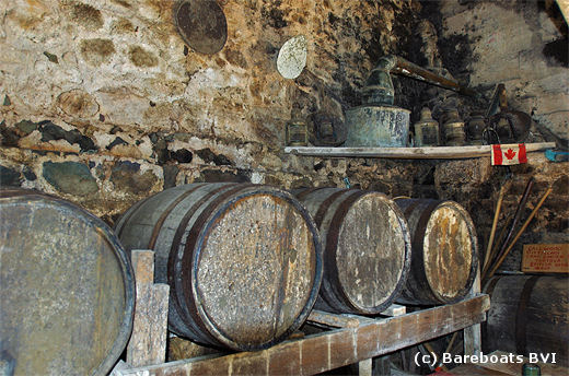 To_Callwood_Distillery_Oak_Barrels