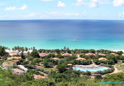 Lambert Resort At Elizabeth Beach To Restaurant 2